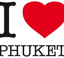 I ♥ PHUKET by eyesblau