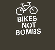 BIKES NOT BOMBS Unisex T-Shirt