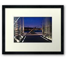 Empty Sky Memorial III Framed Print