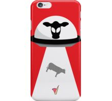 Space Cows iPhone Case/Skin