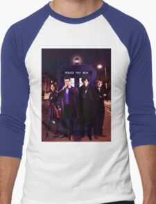 Wholock Shirt 3 Men's Baseball ¾ T-Shirt
