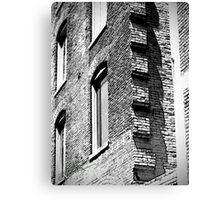 LoDo Architecture  Canvas Print