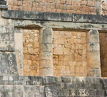 Mayan Ruins by Imagery