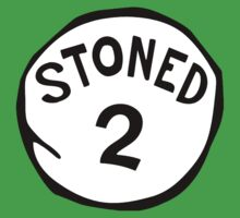Stoned Two - Dr. Suess Gag by cbazoe
