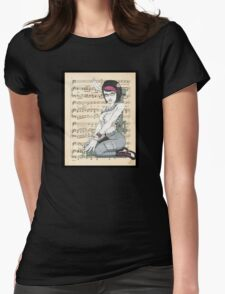 Military Maven Womens Fitted T-Shirt
