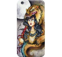 Lucky Wolf iPhone Case/Skin