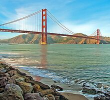 Golden Gate Bridge by atitsince82