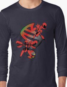 Mega Scizor Evolution Long Sleeve T-Shirt