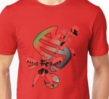 Mega Scizor Evolution Unisex T-Shirt