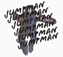 Jumpman Baby Tee