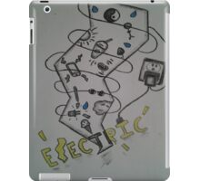 Electric for iPad iPad Case/Skin