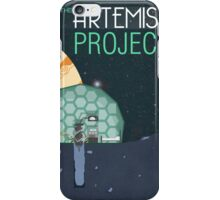 The Artemis Project iPhone Case/Skin