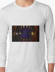 Ceiling of the United States Air Force Academy Chapel Long Sleeve T-Shirt