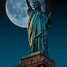 Liberty Moon by Steve Purnell