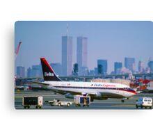 Delta Express Boeing 737-200 Canvas Print