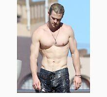 Chris Hemsworth Women's Fitted Scoop T-Shirt