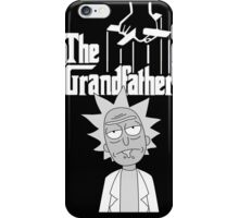 The Grandfather iPhone Case/Skin