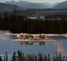 Dillon Colorado Morning by Lee Craig