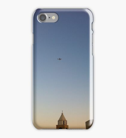 Flying through the sky! iPhone Case/Skin