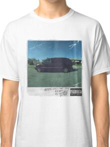 Kendrick Lamar- Good Kid M.A.A.D City Classic T-Shirt