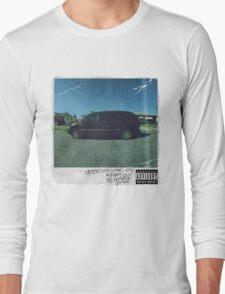 Kendrick Lamar- Good Kid M.A.A.D City Long Sleeve T-Shirt