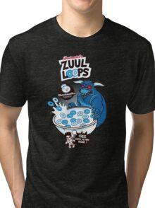 Zuul Loops Tri-blend T-Shirt