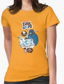 Zuul Loops Womens Fitted T-Shirt