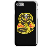 The Karate Kid - Cobra Kai Logo iPhone Case/Skin