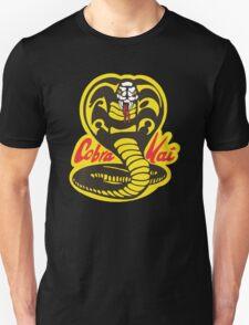 The Karate Kid - Cobra Kai Logo Unisex T-Shirt