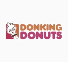 DonKing Donuts by Gingerbredmanny