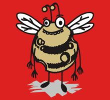 Cheesy Bee Kids Tee