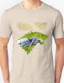 Ice - Ned Stark Quote T-Shirt