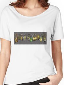 Elementary Locked Women's Relaxed Fit T-Shirt