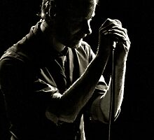 Matt Berninger - The National  by carlacarlacarla