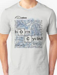 Cycling T Shirt - Born Cyclist T-Shirt