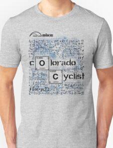Cycling T Shirt - Colorado Cyclist Unisex T-Shirt