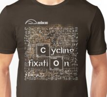Cycling T Shirt - Cycling Fixation Unisex T-Shirt