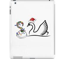 Captain Swan Christmas iPad Case/Skin