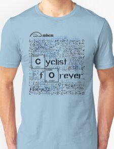 Cycling T Shirt - Cyclist Forever T-Shirt