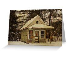 Summitville Post Office Greeting Card