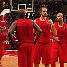 Chicago Bulls by Engagephotos23