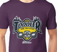 Toddler on board! Unisex T-Shirt