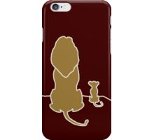 Lion king iPhone Case/Skin