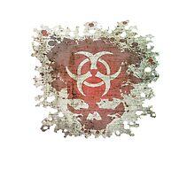 wasteland bio-skull by Rev.J.R.N III Goblinsgrotto