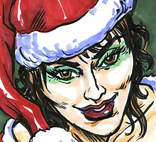 Santa Baby by JohnnyGolden