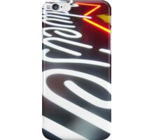 Budweiser light up sign iPhone Case/Skin