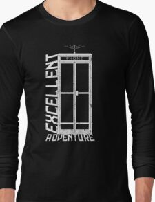 Excellent Adventure Long Sleeve T-Shirt
