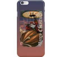 Steampunk Santa Claus iPhone Case/Skin