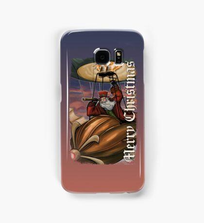 Steampunk Santa Claus Samsung Galaxy Case/Skin