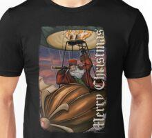 Steampunk Santa Claus Unisex T-Shirt